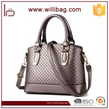 Qualitäts-Leder-Schulter-Taschen-Tasche für Büro-Dame Soem-Handtasche