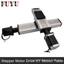 ballscrew XYZ Linear stage Motion Actuator Systems nema34 stepper motor drive