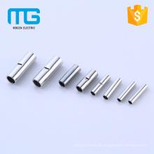 Nicht isolierter Kupferrohr-Kabel-Knopfstecker, Anschlussklemmen