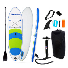 SUNGOOLE Adult Travel Surfboard Outdoor Sports SUP Double-layer Welded Seam Design All Accessories Including Paddle