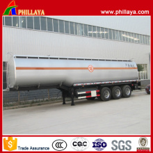 Hot 50 Cbm 3 Axles Oil Tank Semi Trailer