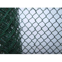 Wholesale Chain link fence price , galvanized used green chain link fence for sale