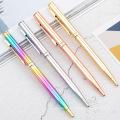 2021 Hot Hotel Gift Ball Pen Rainbow Slim Luxury Stylus Ballpoint Pen With Customize Logo