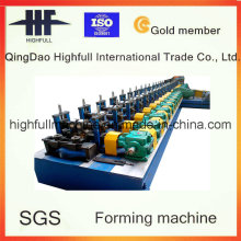 Solar Panel Ground Bracket Roll Forming Making Machine