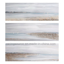 Wall Decor Landscape Canvas Printing Coastal Canvas Oil Painting