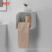 Bathroom Shelves Save Space Easy Installation And Simple Operation