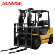 Top Quality dual fuel LPG gasoline counterbalance forklift truck with nissan engine