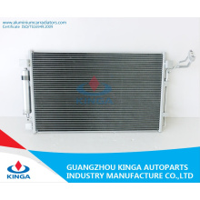 Hight Quality 2008 Nissan Teana Auto Condenser All Aluminum