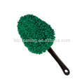 microfiber flexible duster kit with telescopic pole and bendable head