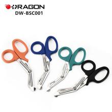 ДГ-BSC001 лучший Материал нержавеющая сталь / ручка PP повязки фельдшер ножницы