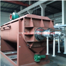 Hot sale for China Hollow Blade Dryer, Hollow Blade Drying, Stainless Hollow Blade Dryer Supplier Sewage sludge hollow paddle dryer machine export to Aruba Suppliers