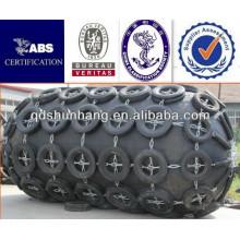 A espuma de borracha marinha de yokohama do certificado de CCS / ABS encheu o pára-choque de borracha