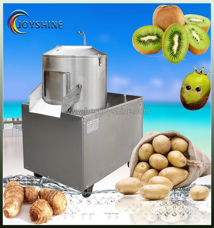Home use sweet potato peeling machine