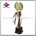 Copa del mundo de plástico trofeo fábrica de moldes al por mayor