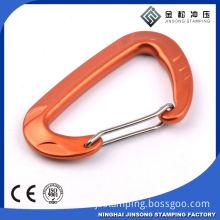 Alibaba Top Supplier Wholesale Custom Different Carabiner Strap