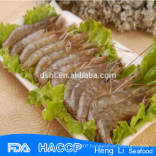 HL002 exporters seafood wild caught frozen shrimp