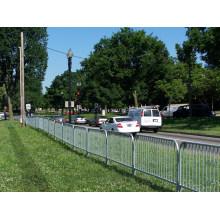 Interlocking Bicycle Rack Barricade