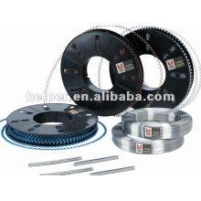 Clip en aluminium / fil d'aluminium