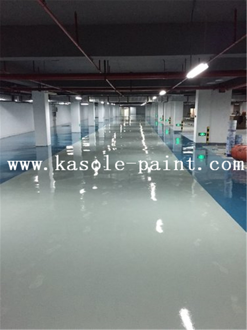 Water Based Resin Wear Resistant Floor