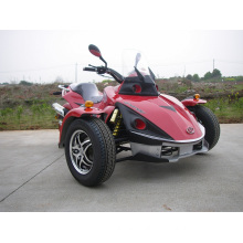 Racing Red Tricycle Motorcycle ATV with 250cc (KD 250MB2)