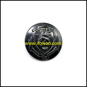 Botón de caña clásico para la ropa