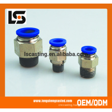 Brass Material Red Plastic Connecting Fittings from Alibaba
