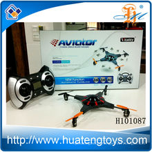 2014 New product remote control quadcopter kit,rc propeller quadcopter kit for saleH101087