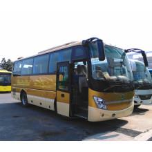Autocarro turístico de alta qualidade de 9 lugares e 43 lugares na promoção de vendas
