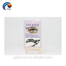 Benutzerdefinierte Augenbraue Aufkleber, Großhandel temporäre Tätowierung mit hoher Qualität