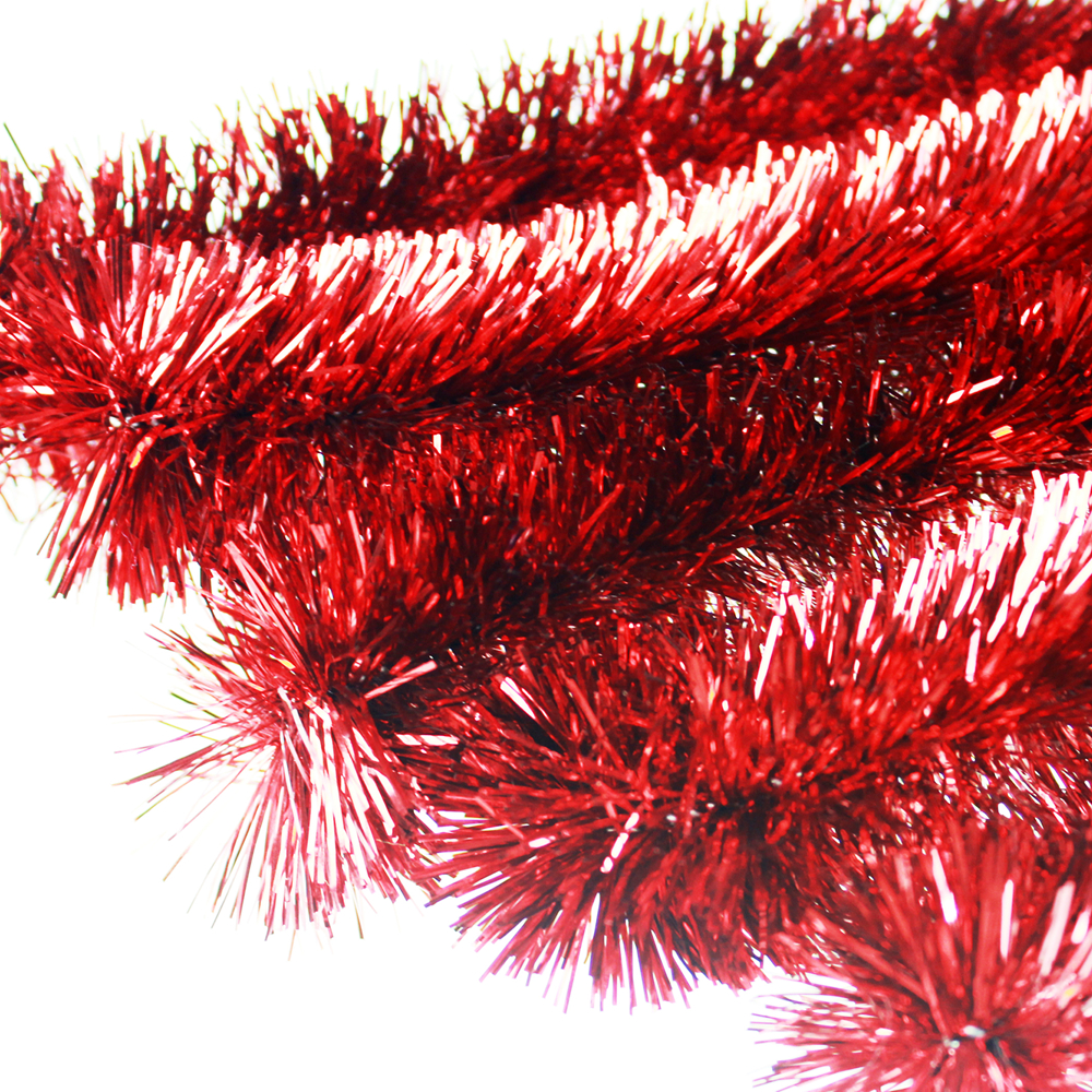 Decorazione di Natale del tinsel di Jumbo Glitter Pipe Cleaners