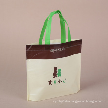 Comfortable New Design Custom Non Woven Wine Bag