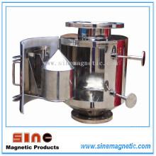 Removedor magnético del hierro (imán de la bala)