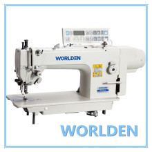 Inferior e superior de acionamento direto de Wd-0302D alimentam a máquina de costura de Pegasus