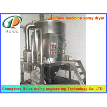 De alta calidad ZLPG serie chino hierbas medicinales Extract Spray Dryer