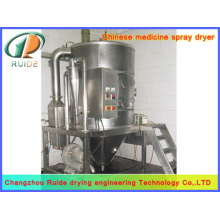 High Quality ZLPG Series Chinese Herbal Medicine Extract Spray Dryer