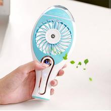 mini fan quiet rechargeable remote