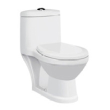 CB-9509 cheap price western type Sanitary ware factory ceramic toilet