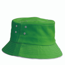High quality cheap promotion bucket hat with sandwich brim