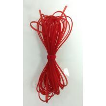Manga trançada para cabos e mangueiras de arame