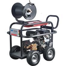 Lavadora portátil de alta presión con motor de gasolina