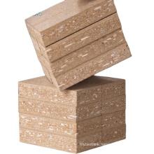 4X8 wood chip particle board/chipboard 22mm oak furniture board