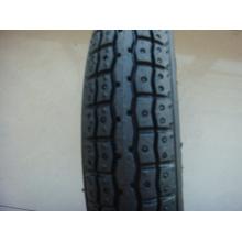 Qualitativ hochwertige Laufrad Barrow Reifen 3.50-8