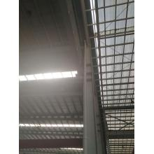 Steel structure hennery