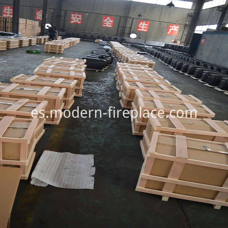 Wood Fire Contemporary Stoves Cooker Factory