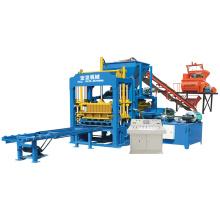 Multifunction Famous Brand QT4-15 Full Automatic Hydraulic Pressure Concrete Block Solid brick Making machine