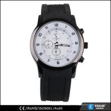 Montre en caoutchouc montre montres pour hommes
