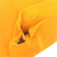 Doppelseitiges flammhemmendes Polyestergewebe aus Polarfleece