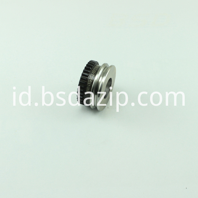METAL ZIPPER MOULD-1