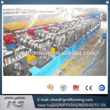 ISO9001 certified 2016 Most Popular Highway Guardrail Roll Forming Machine reached quality inspection standards