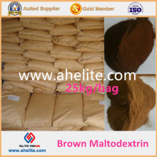 Maltodextrina marrón natural de alta calidad con buen precio